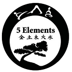 5 Elements Martial Arts San Diego Logo