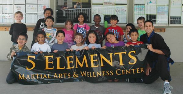 After School Martial Arts Program Banner Picture